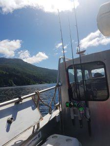 fishing charter port alberni