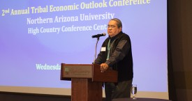 Governance and Economic Growth Message at NEDC Conference