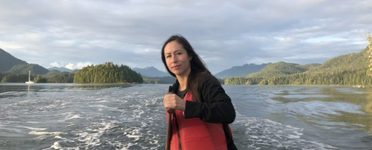 Tla-o-qui-aht Woman wins BC Award