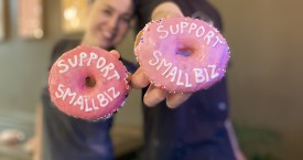 NEDC Client Profile: BIG FOOT DONUTS